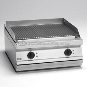 Bếp chiên bề mặt nhám dùng điện 4