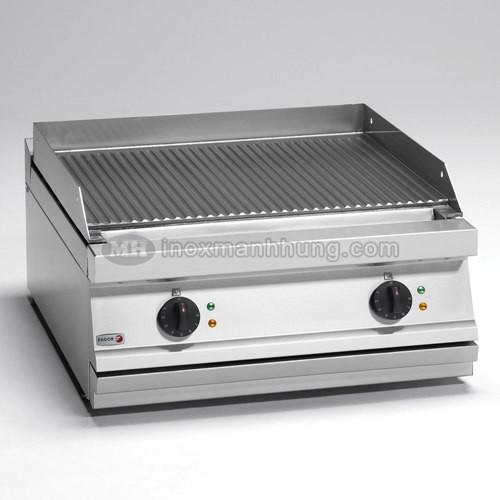 Bếp chiên bề mặt nhám dùng điện 3
