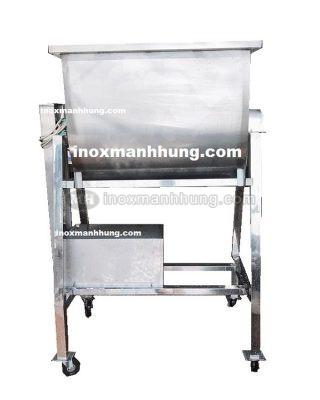 Máy trộn thực phẩm công nghiệp 100kg