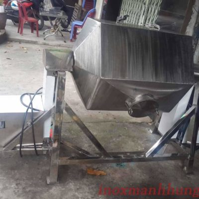 máy trộn bột khô