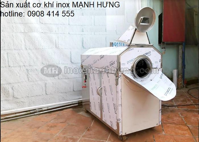 Máy rang hạt công nghiệp 10kg Việt Nam 1