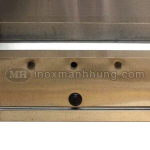 Tủ nấu cơm công nghiệp 6 khay điện gas