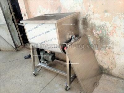 Máy trộn thịt nằm ngang 30kg