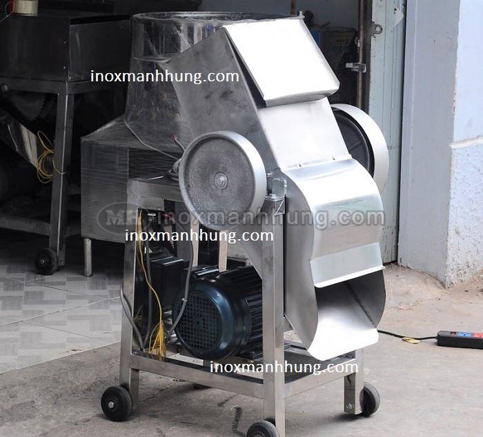 Máy xay đá lạnh công nghiệp