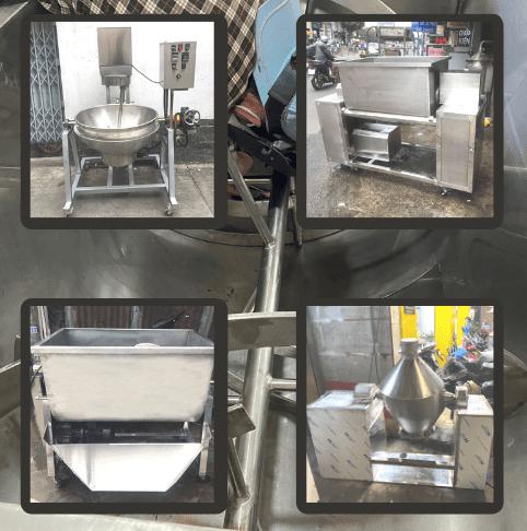 Inox Mạnh Hưng: Sản xuất các loại máy trộn thực phẩm công nghiệp 1